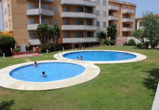 Ferienwohnung in Cambrils - 7138- Avda del Sol (CAVET) HUTT-001268