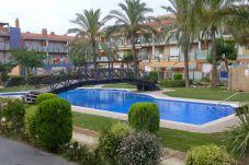 Ferienwohnung in Cambrils - 7308-PORT MARINO Planta Baja 3 Piscinas...