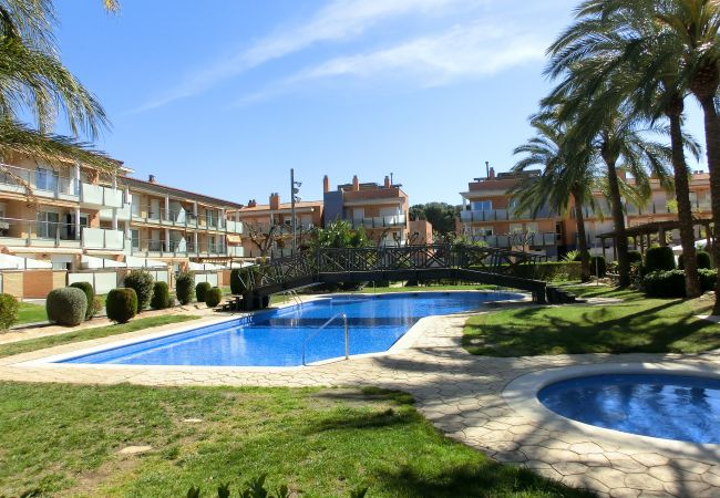 Apartment in Cambrils - 7190 -Planta baja PORT MARINO 3 Piscinas y Jacuzzi